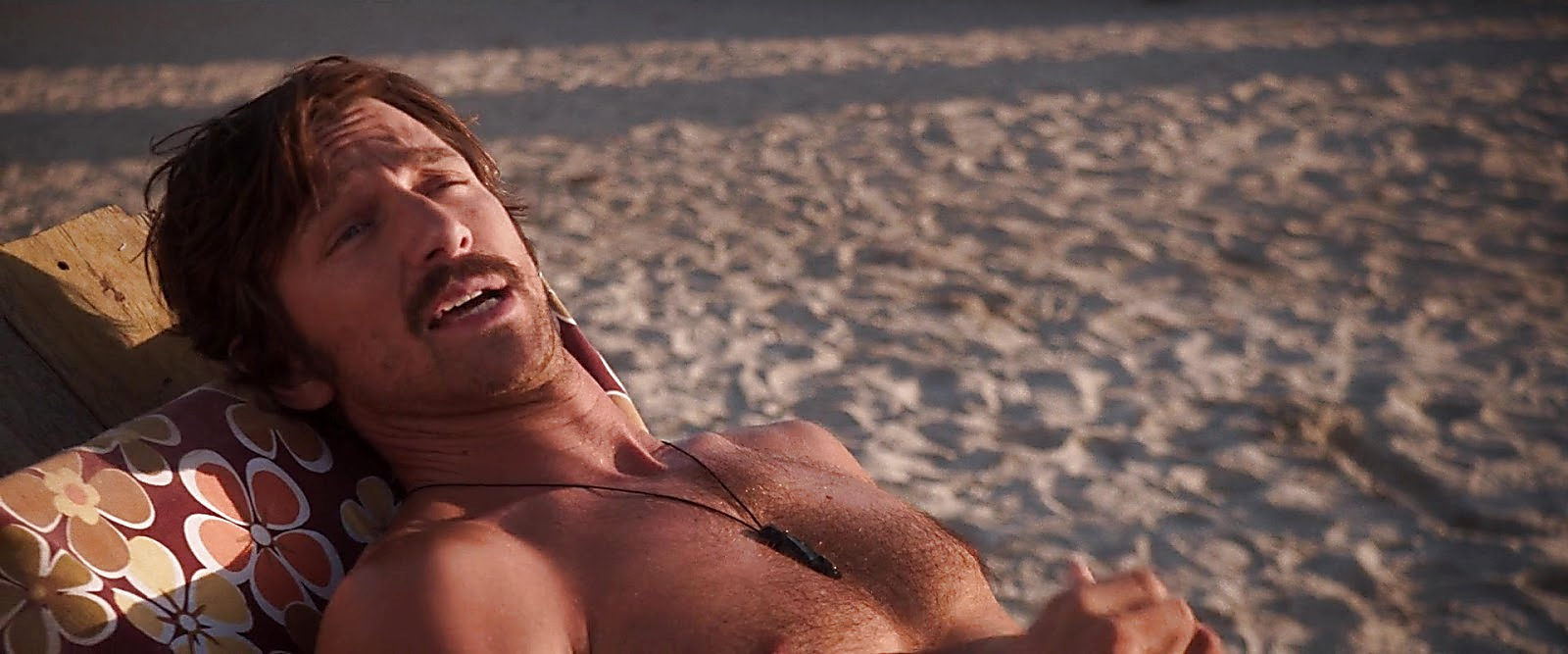 Chris Evans sexy shirtless scene July 31, 2019, 3pm