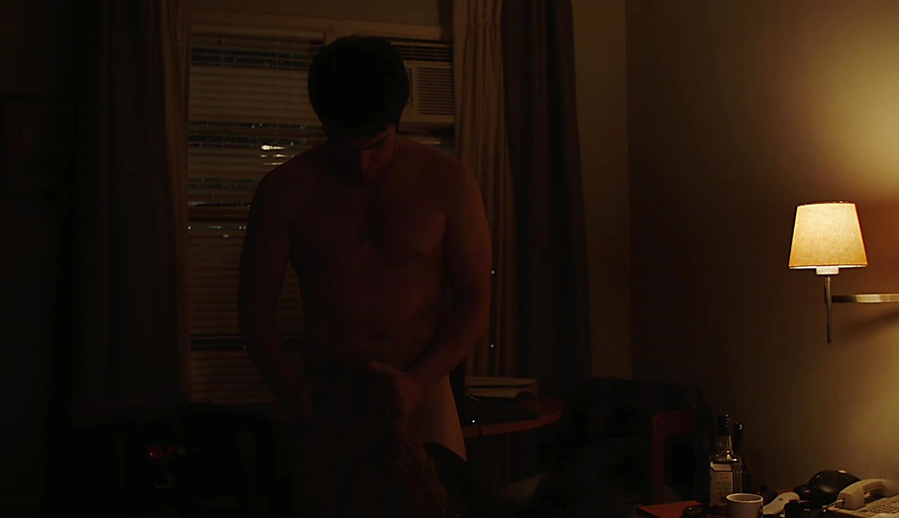 Chris Messina sexy shirtless scene August 7, 2018, 11am