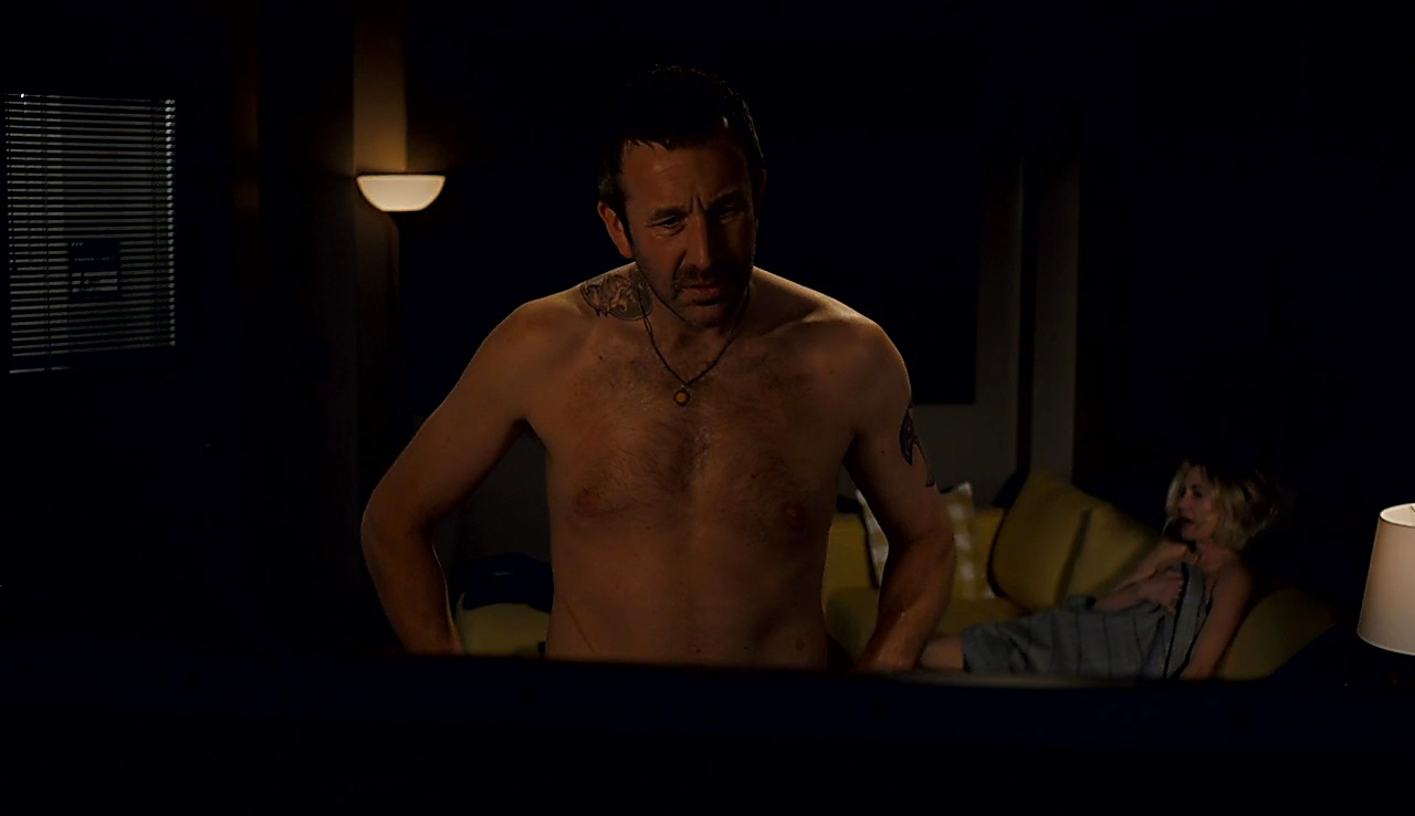 Chris O Dowd sexy shirtless scene August 12, 2018, 3pm