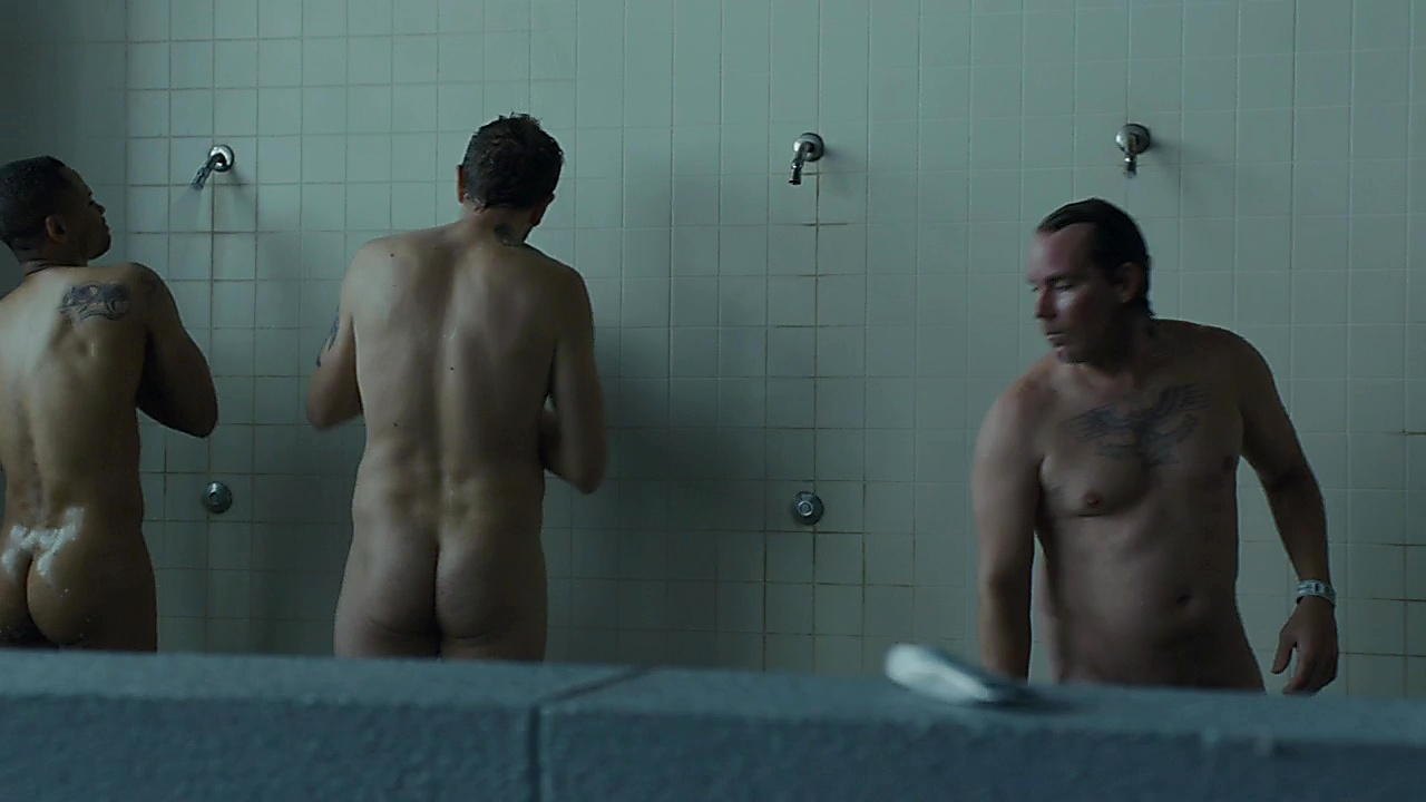 Chris O Dowd sexy shirtless scene October 8, 2018, 1pm