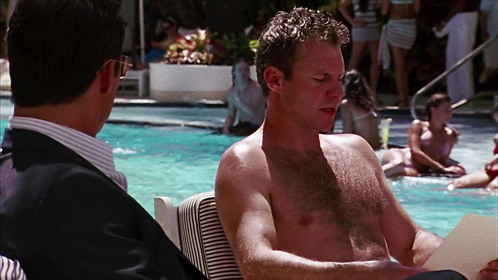 Chris Vance sexy shirtless scene April 13, 2020, 12pm