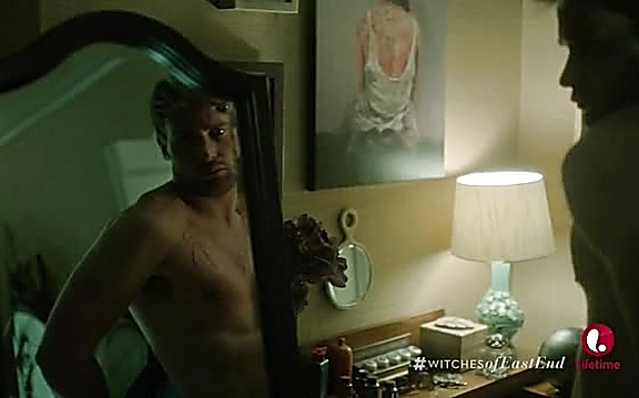 Christian Cooke   Witches Of East End 2x05 2