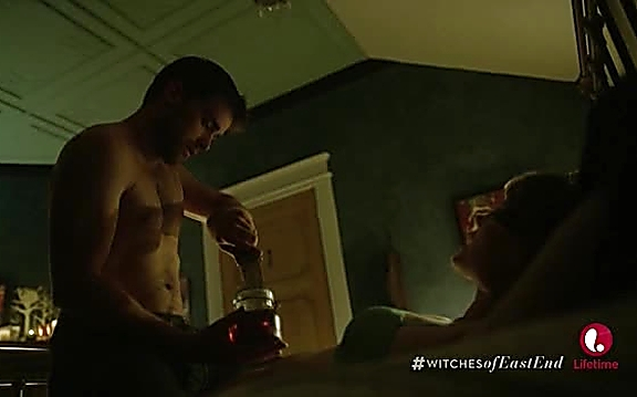 Christian Cooke   Witches Of East End 2x08 31