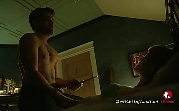 Christian Cooke   Witches Of East End 2x08 33