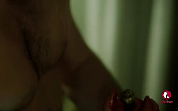 Christian Cooke sexy shirtless scene September 22, 2014, 6pm