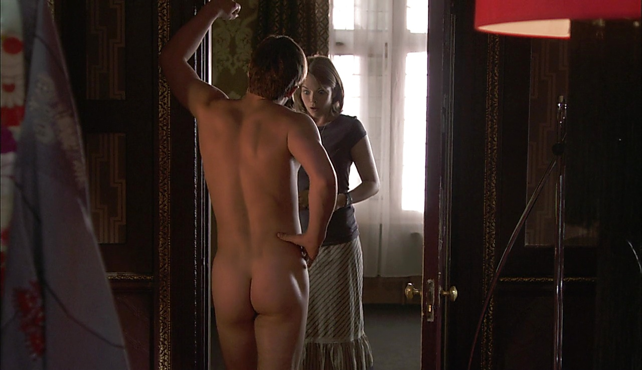 Christian Cooke sexy shirtless scene July 15, 2018, 1pm