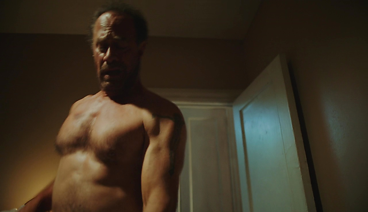 Christopher Meloni sexy shirtless scene December 14, 2017, 2pm