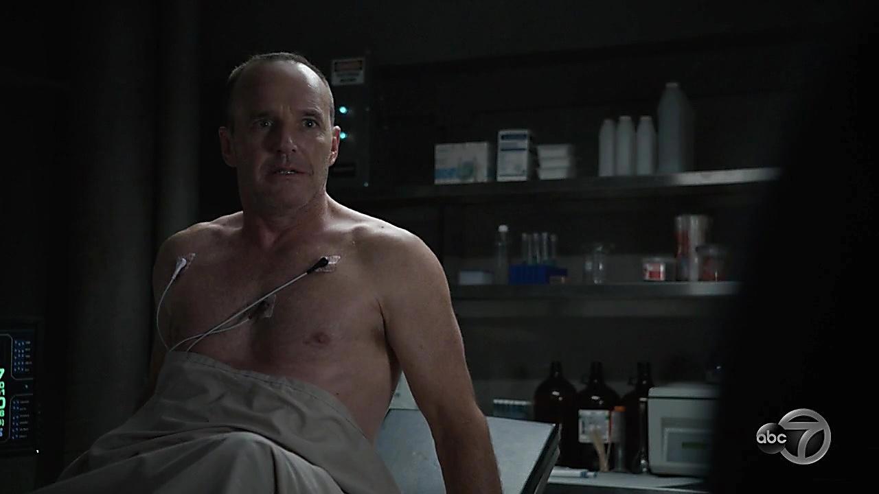 Clark Gregg sexy shirtless scene July 21, 2019, 10am