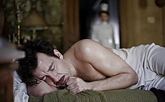 Clive Owen latest sexy shirtless scene August 10, 2014, 10pm