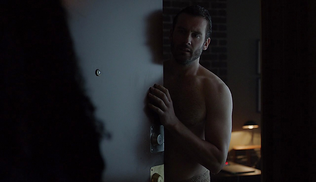 Clive Standen sexy shirtless scene March 7, 2017, 3pm