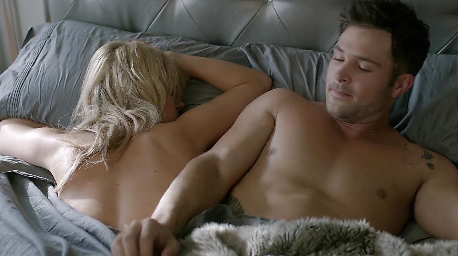 Cody Longo sexy shirtless scene June 1, 2019, 2pm