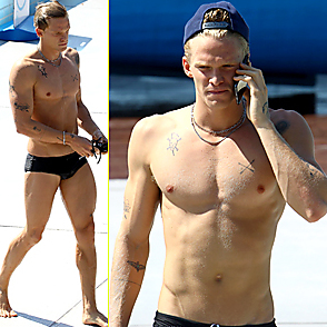 Cody Simpson latest sexy shirtless October 24, 2019, 11pm