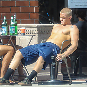 Cody Simpson latest sexy shirtless September 24, 2020, 12pm
