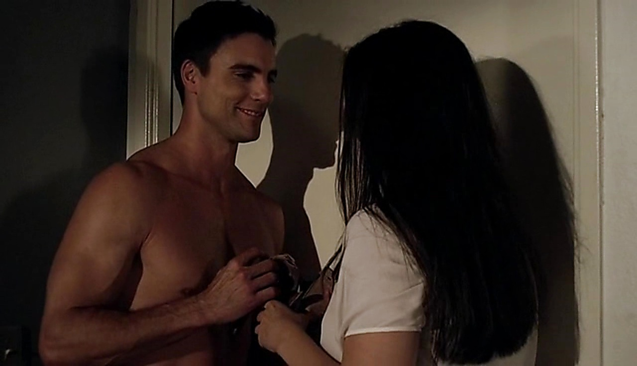 Colin Egglesfield sexy shirtless scene September 3, 2017, 12pm
