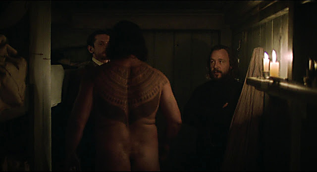 Colin Farrell sexy shirtless scene July 29, 2021, 6am