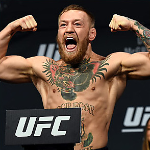 Conor Mcgregor latest sexy shirtless June 7, 2020, 1am