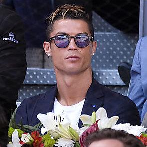 Cristiano Ronaldo latest sexy shirtless May 13, 2017, 8pm