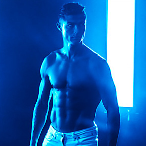 Cristiano Ronaldo latest sexy shirtless November 23, 2017, 11pm