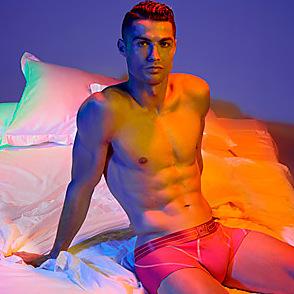 Cristiano Ronaldo latest sexy shirtless July 16, 2019, 10am