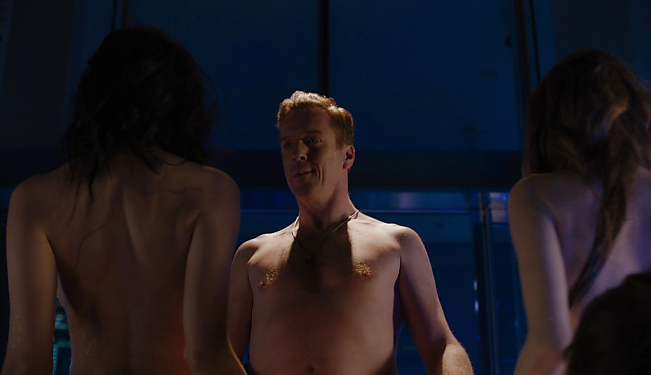Damian Lewis sexy shirtless scene May 7, 2018, 9am