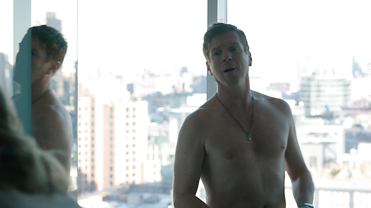 Damian Lewis sexy shirtless scene May 5, 2019, 6am