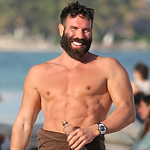 Dan Bilzerian latest sexy shirtless January 29, 2019, 10pm