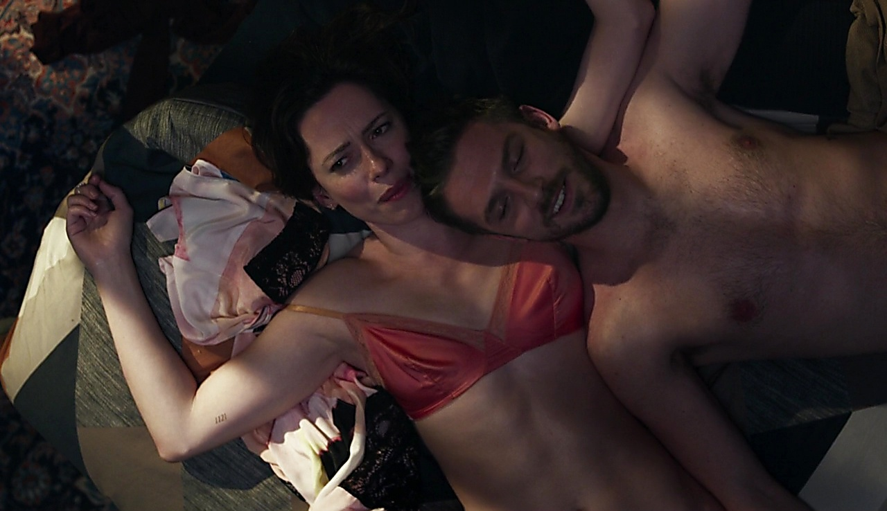 Dan Stevens sexy shirtless scene February 9, 2018, 1pm