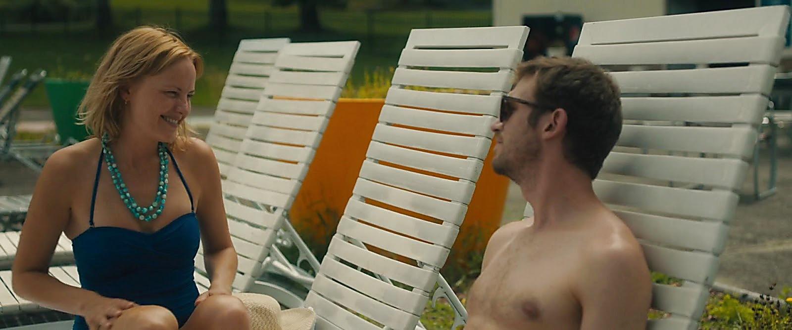 Dan Stevens sexy shirtless scene April 10, 2017, 1pm