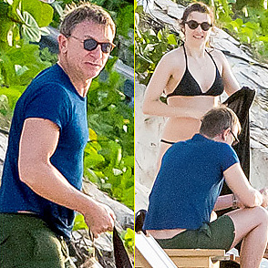 Daniel Craig latest sexy shirtless January 6, 2016, 3pm