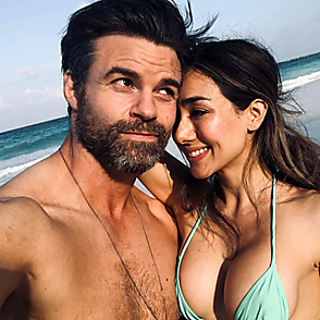 Daniel Gillies latest sexy shirtless April 30, 2021, 6pm