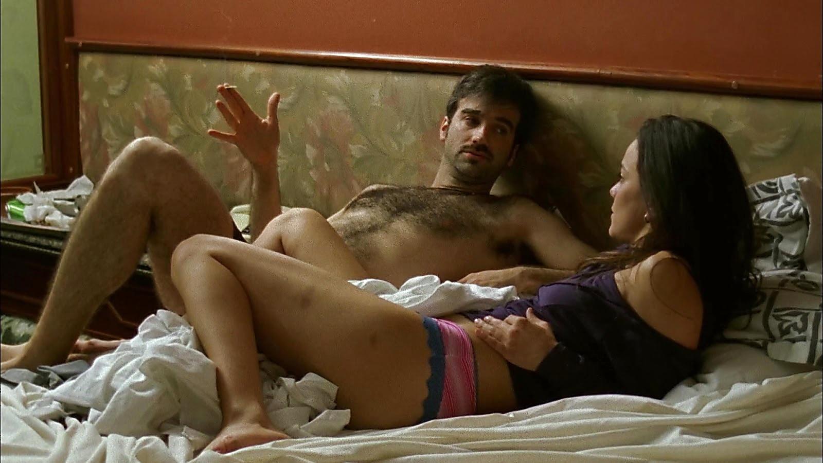 Daniel Hendler sexy shirtless scene August 1, 2020, 10am