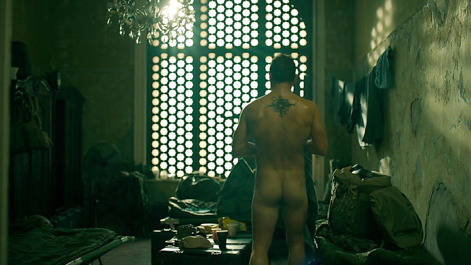 Daniel Macpherson sexy shirtless scene June 28, 2020, 12pm
