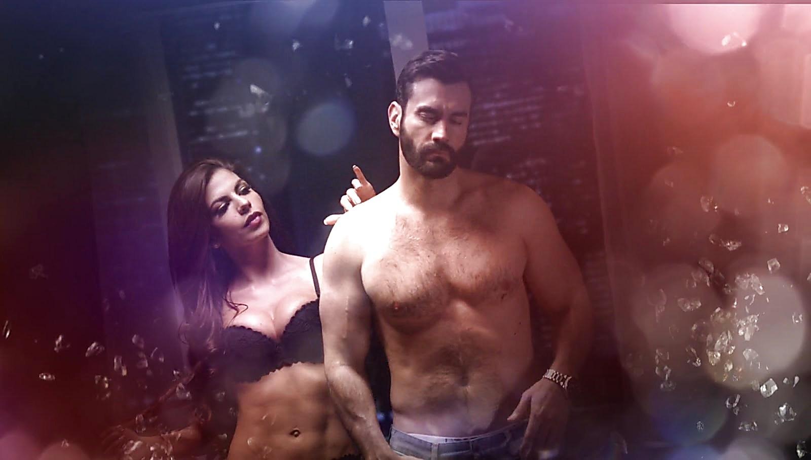 Danilo Carrera sexy shirtless scene August 22, 2017, 12pm