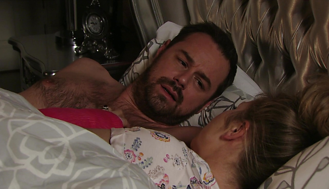 Danny Dyer sexy shirtless scene October 6, 2017, 4pm
