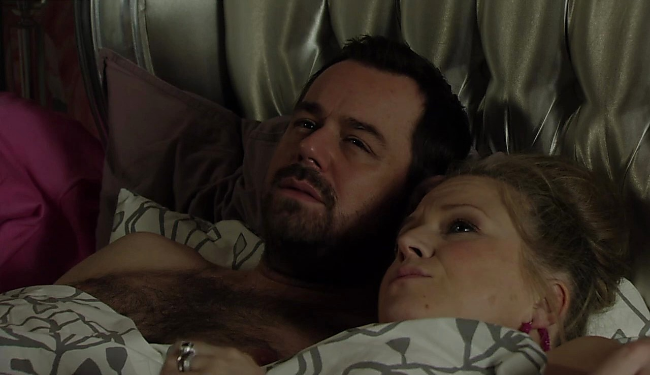 Danny Dyer sexy shirtless scene April 23, 2017, 1pm