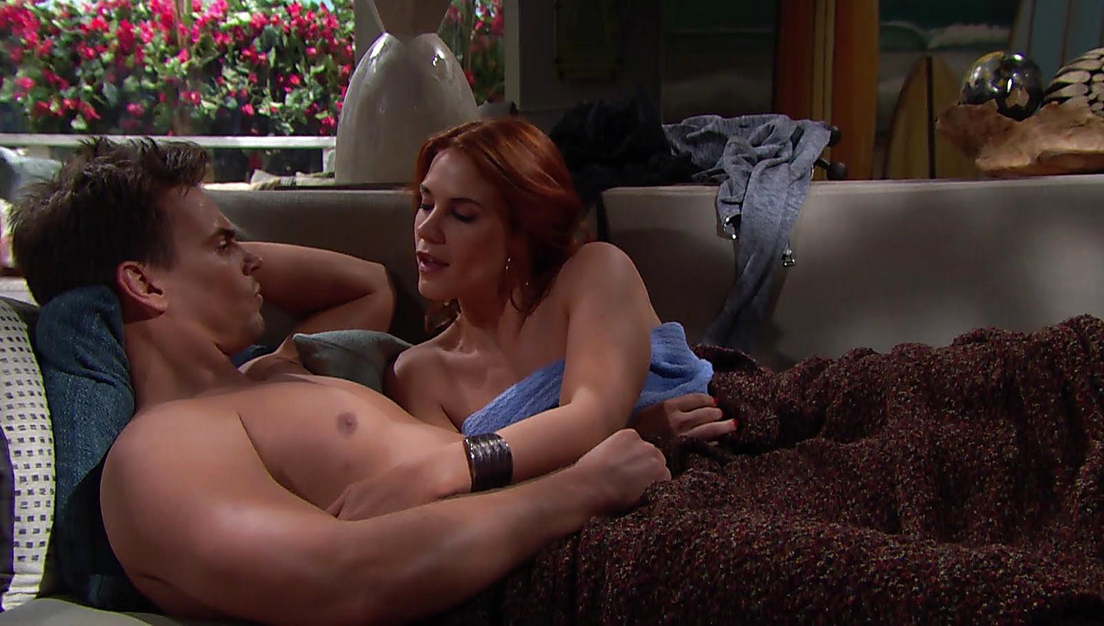 Darin Brooks latest sexy shirtless scene August 14, 2018, 10am