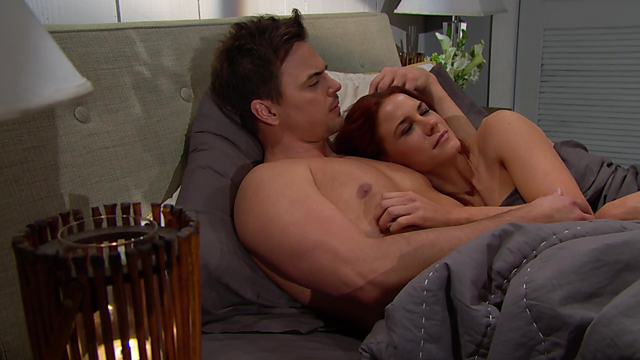 Darin Brooks latest sexy shirtless scene December 18, 2018, 3pm
