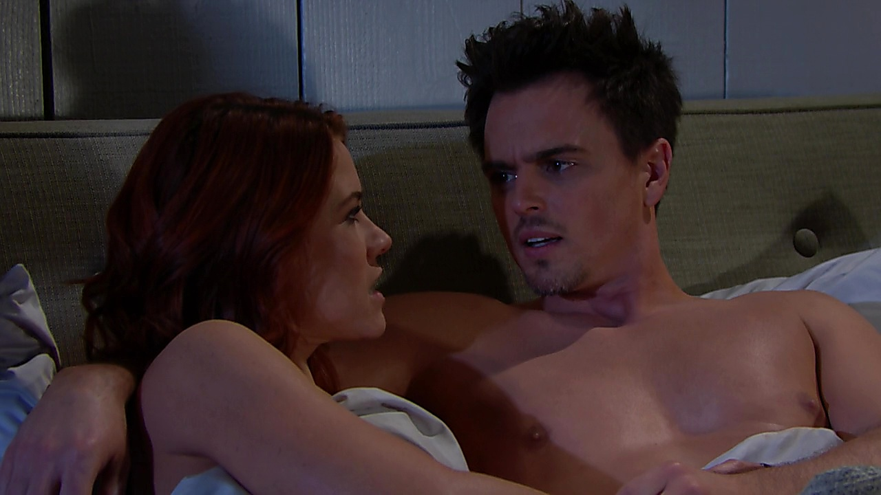 Darin Brooks latest sexy shirtless scene March 13, 2019, 2pm