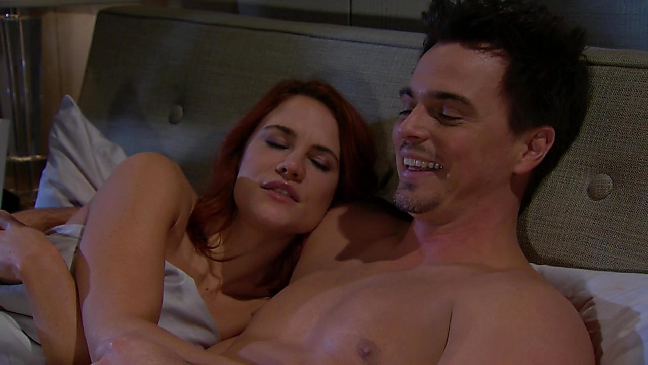 Darin Brooks sexy shirtless scene March 13, 2019, 2pm