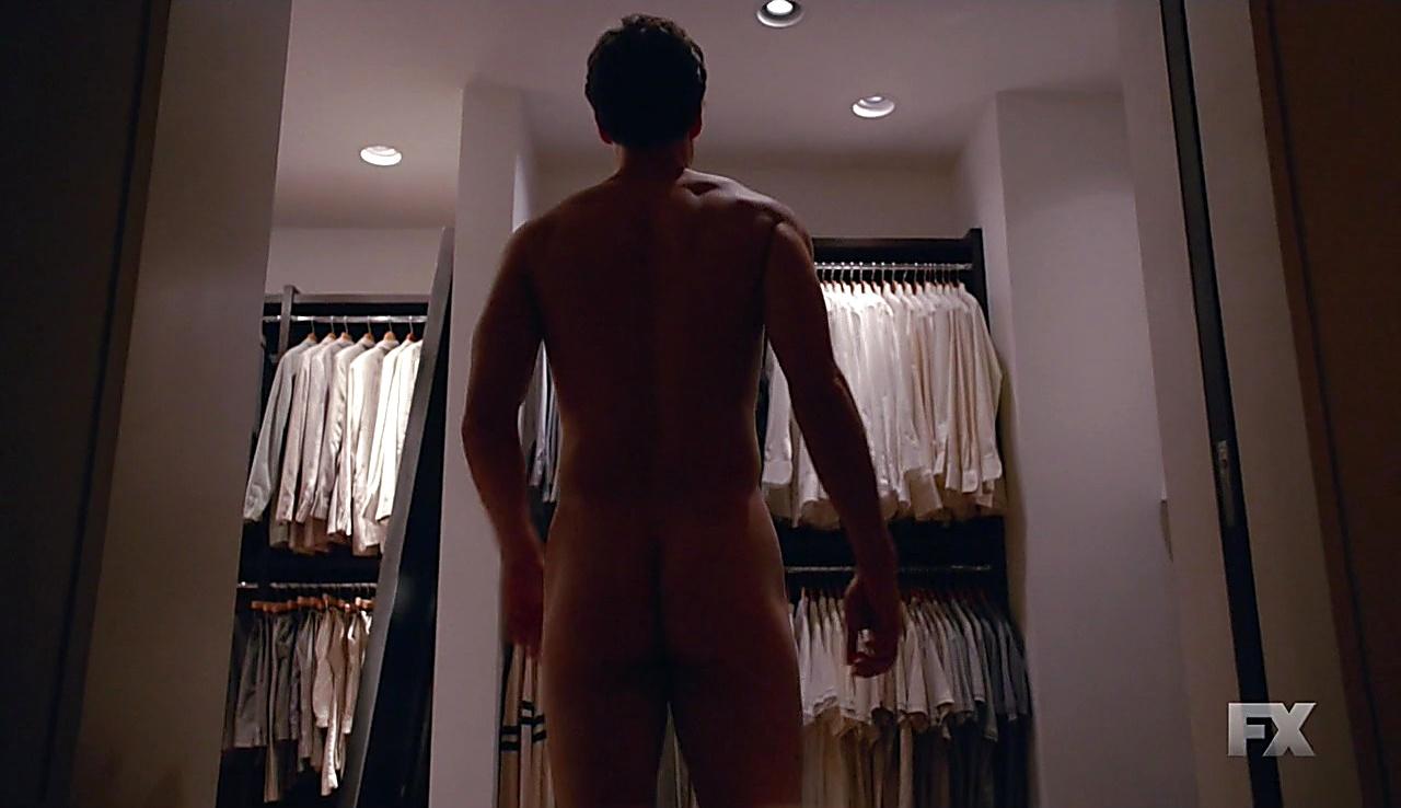 Darren Criss sexy shirtless scene January 18, 2018, 3am