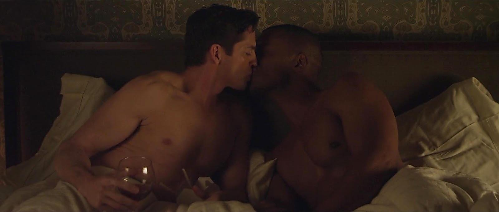 Darryl Stephens sexy shirtless scene March 29, 2020, 10am