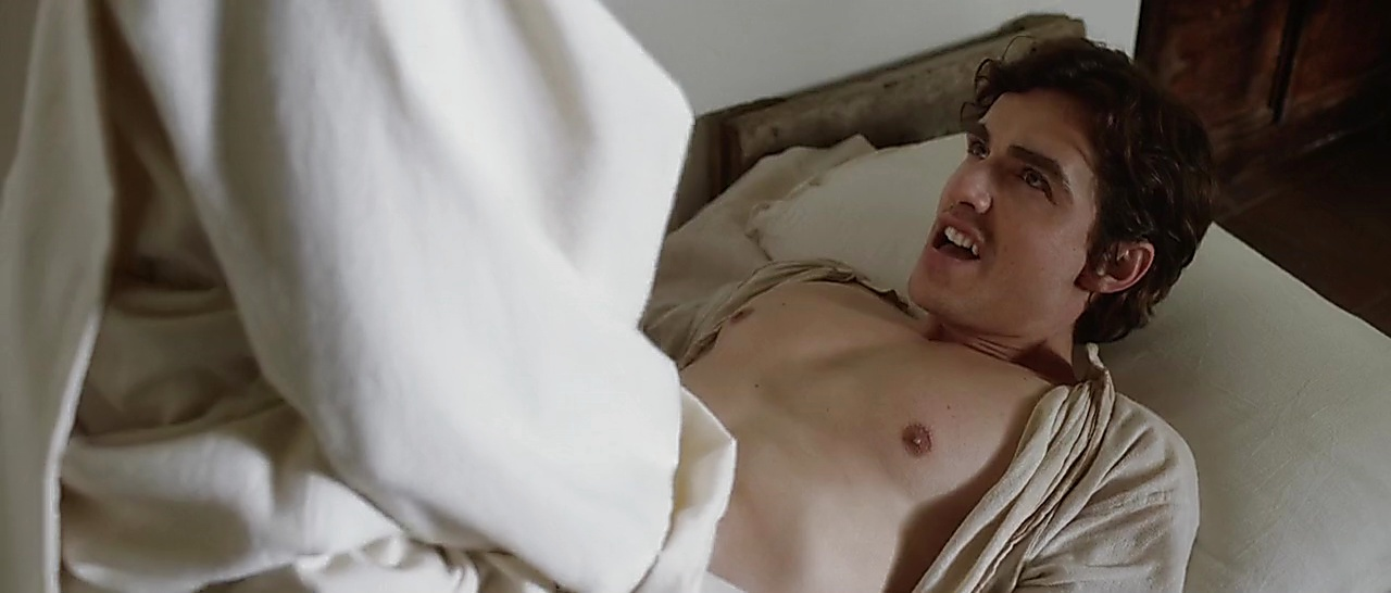 Dave Franco sexy shirtless scene September 22, 2017, 12pm