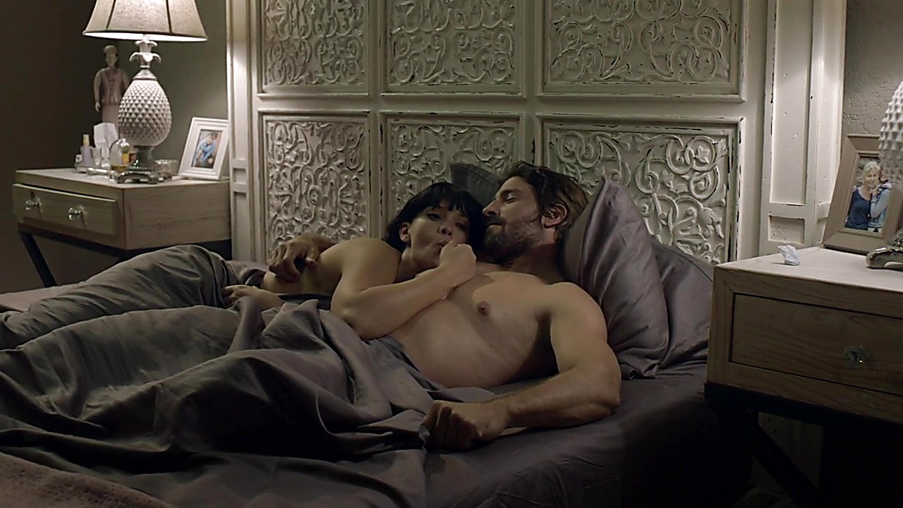 David Chocarro sexy shirtless scene November 14, 2018, 12pm