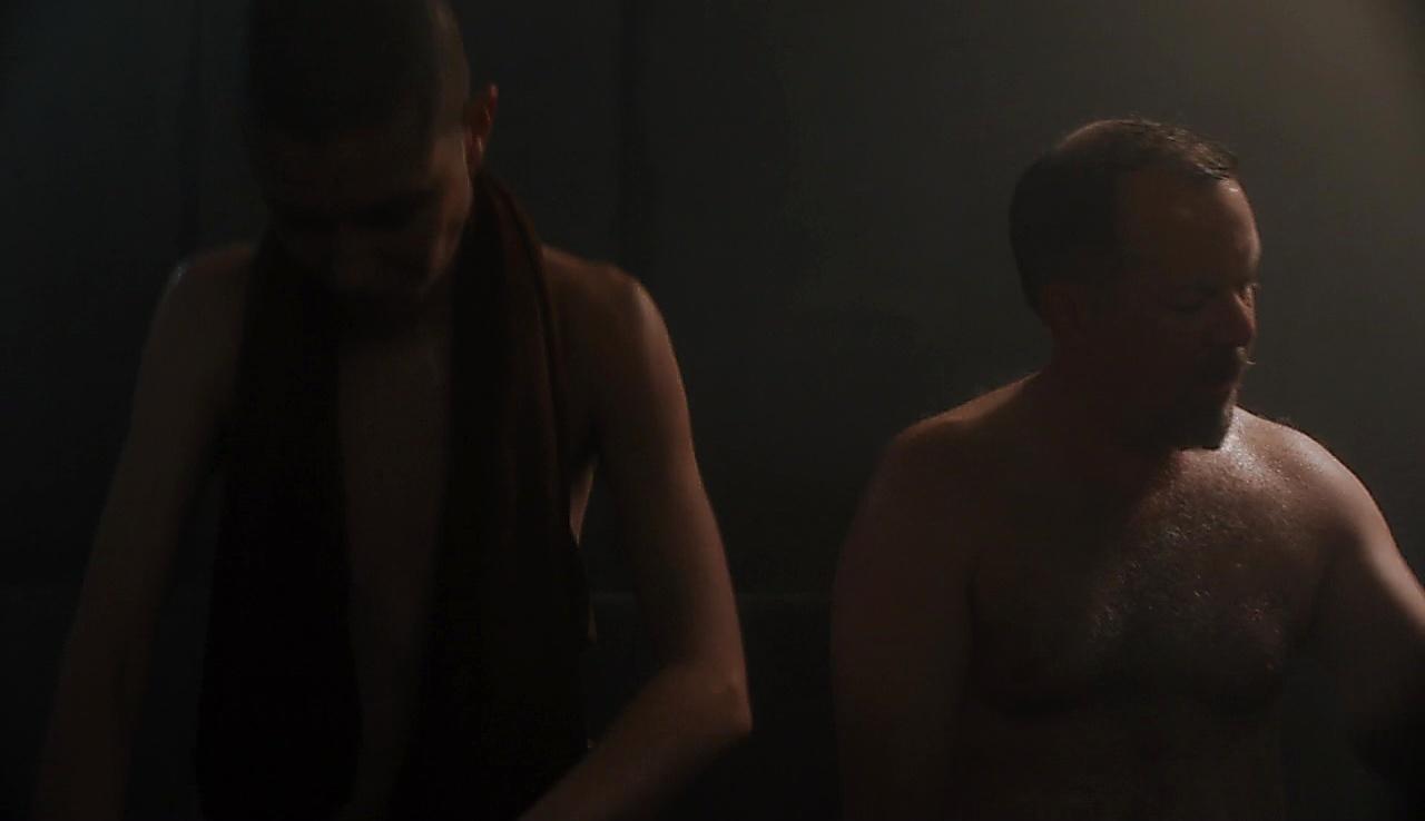 David Costabile sexy shirtless scene March 25, 2018, 12pm