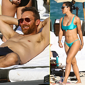 David Guetta latest sexy shirtless March 10, 2019, 11pm