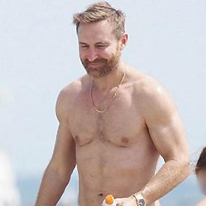 David Guetta latest sexy shirtless July 24, 2020, 9am