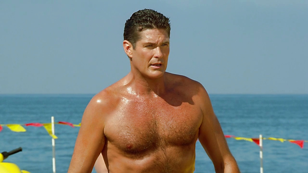 David Hasselhoff sexy shirtless scene May 30, 2019, 12pm