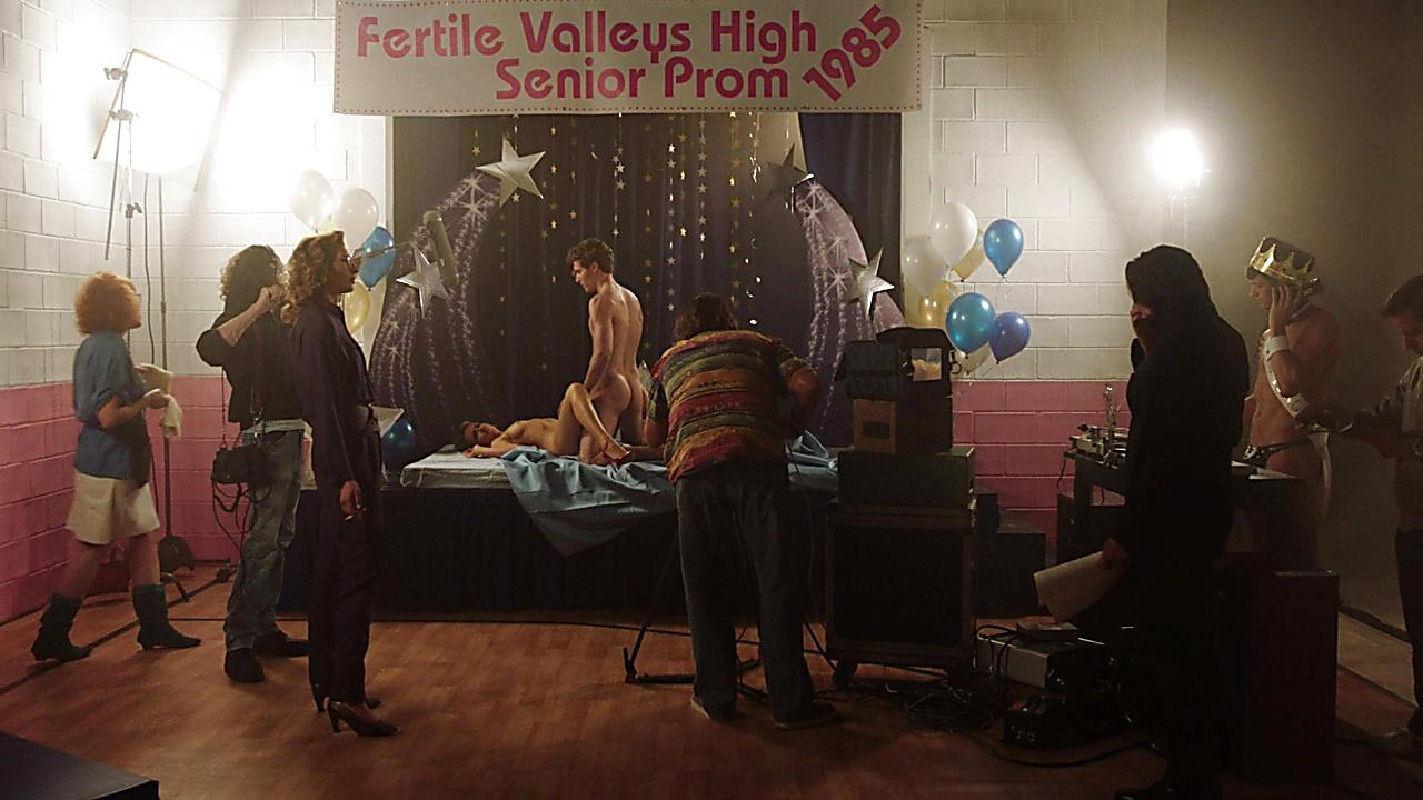 David James sexy shirtless scene September 25, 2019, 12pm
