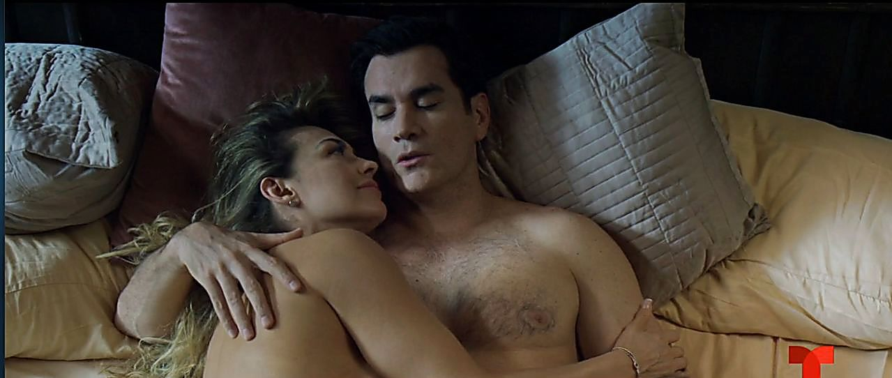 David Zepeda sexy shirtless scene February 9, 2020, 10am