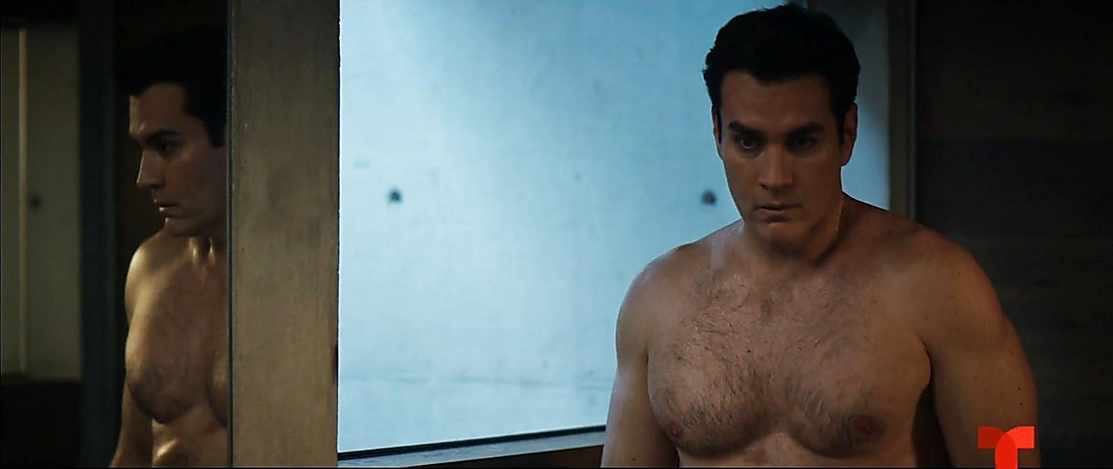David Zepeda sexy shirtless scene February 23, 2020, 1pm